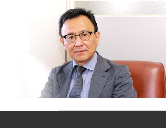 代表取締役社長 森田 昌孝